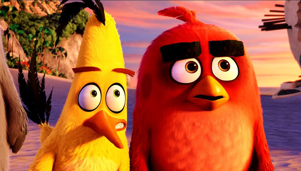 Angry Birds, Summer Movie Preview, Family Movies