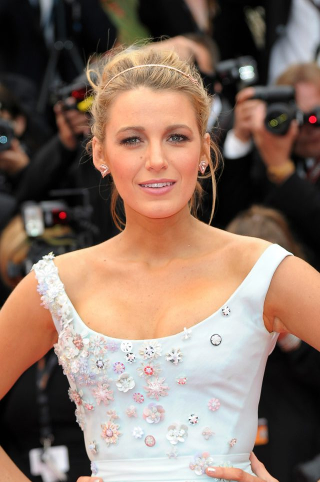 Blake Lively, Cannes, Red Carpet