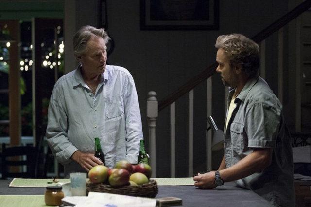 "Sam Shepard and Norbert Leo Butz in season 1 of ""Bloodline"" on Netflix"