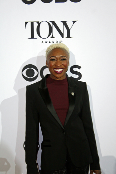 "Cynthia Erivo is nominated for her leading role in the musical ""The Color Purple"" 