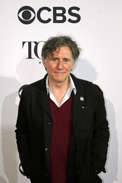 "Gabriel Byrne is nominated for his leading role in the play ""Long Day's Journey into Night"" 