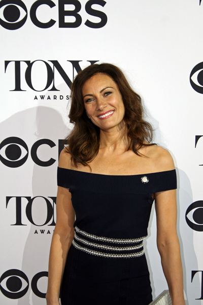 "Laura Benanti is nominated for her leading role in the musical ""She Loves Me."" You might also remember her from the TV shows ""Nashville"" and ""Supergirl"" 