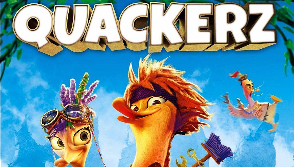 Quackerz, Shout Factory