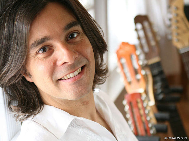 Composer Heitor Pereira