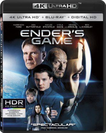 4K, Ender's Game 4K