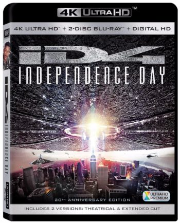 4K, Independence Day 4K