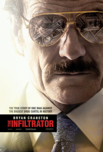 The Infiltrator, Ghostbusters