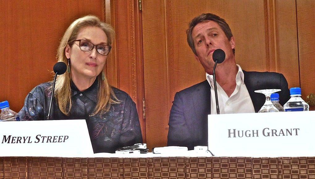 Florence Foster Jenkins, Hugh Grant