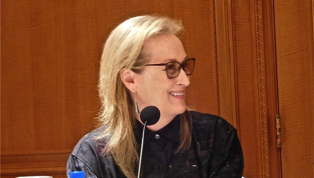 Meryl Streep Talks Flo...