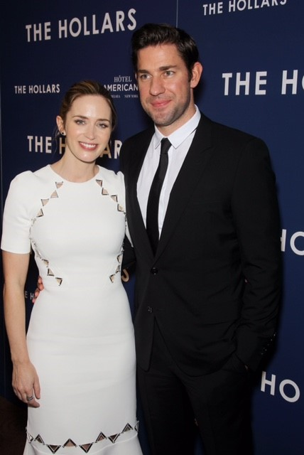 John Krasinski, The Hollars, Emily Blunt