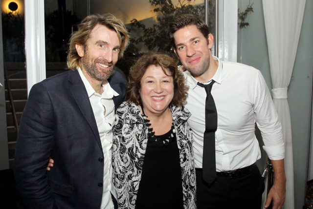 John Krasinski, The Hollars, Margo Martindale