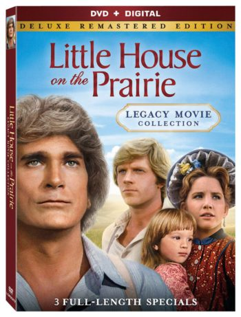 Little House Legacy Movie Collection