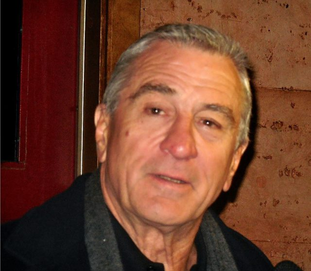 robert de niro, chaplin award, film society of lincoln center
