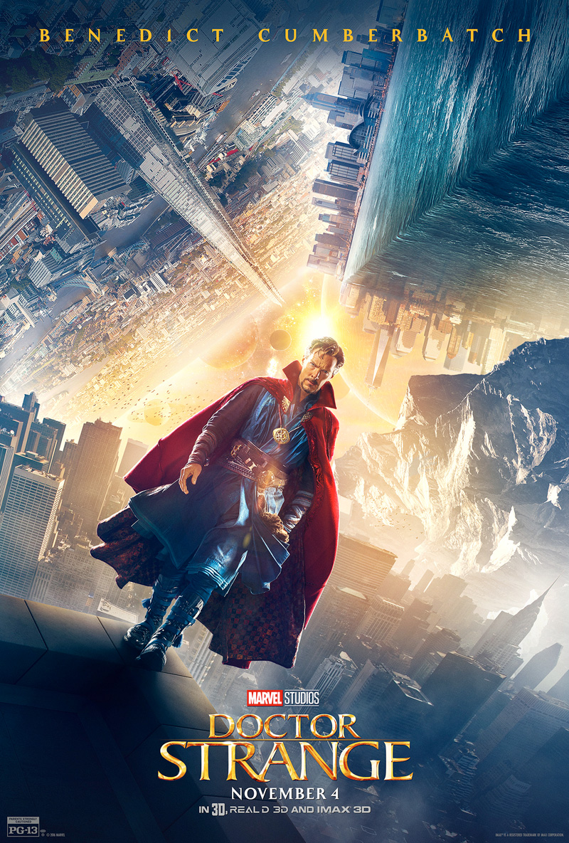 movies doctor strange november coming theaters