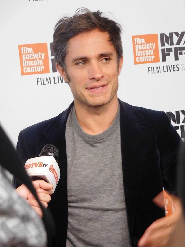 Gael Garcia Nernal, Neruda, New York Film Festival