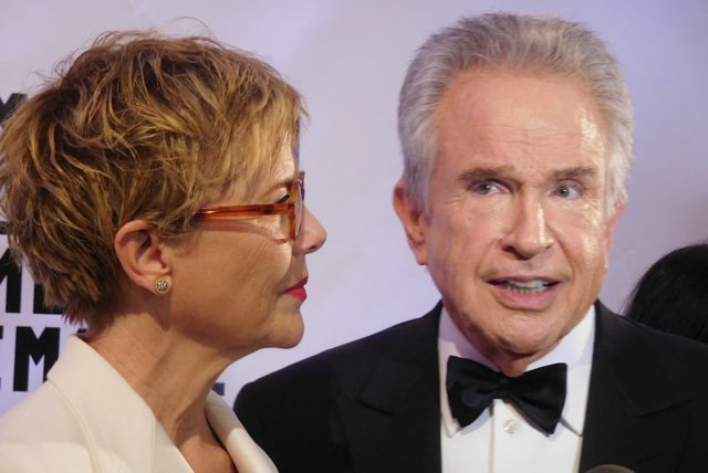 annette bening, warren beatty