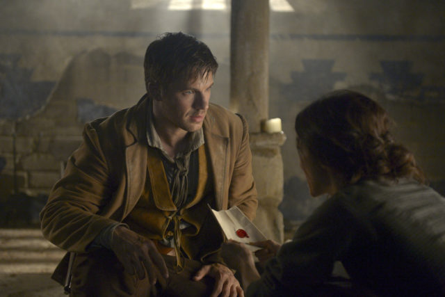 """Photo from the episode """"The Alamo"""""""