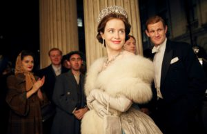 claire foy, matt smith, netflix, the crown