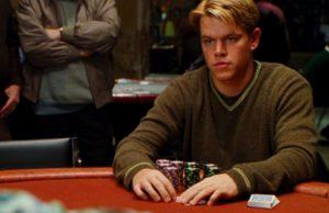 matt damon, rounders, gambling, gamblers