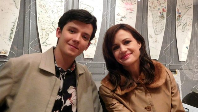 asa butterfield, carla gugino, britt robertson, space between us