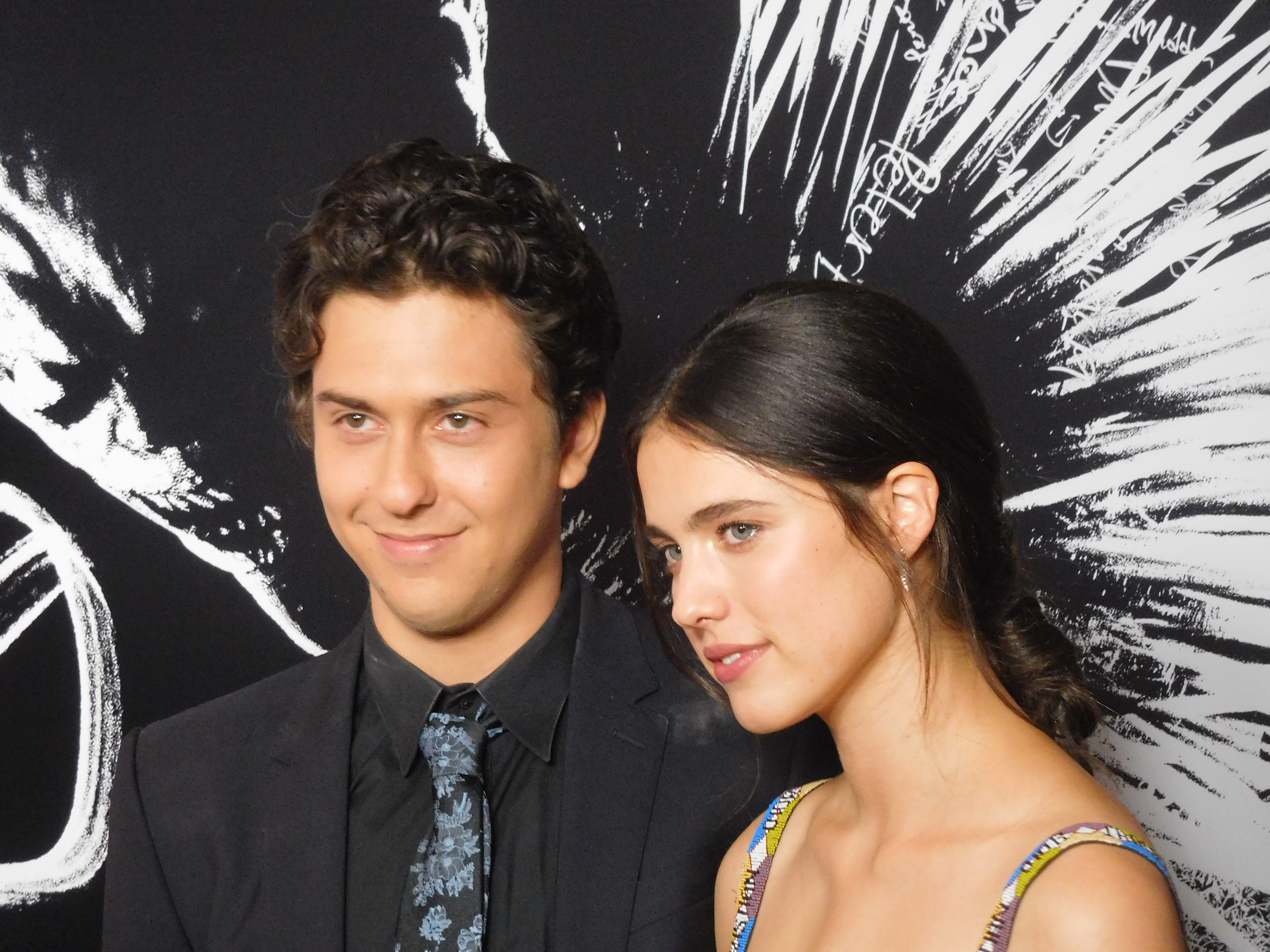 749e579b35c Nat wolff margaret qualley attend premiere of netflixs death jpg 4608x3456 Nat  wolff margaret qualley