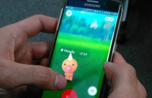online branded games, Pokemon Go Weedle, online gaming